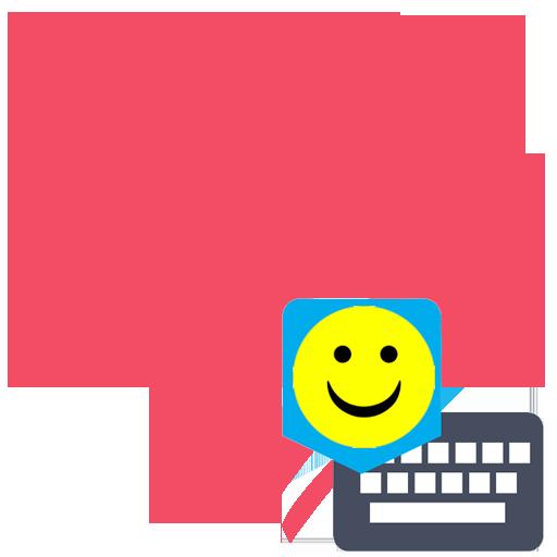 顔文字(emoji)酷符号键盘 工具 App LOGO-硬是要APP