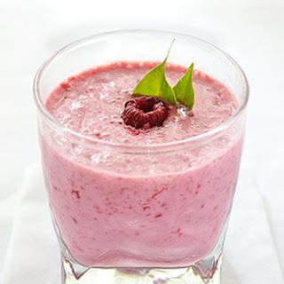 Raspberry Lassi.