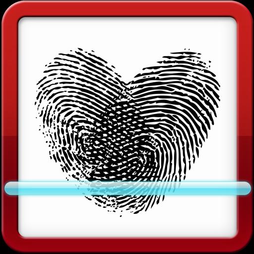 指纹扫描器爱的 娛樂 App LOGO-硬是要APP