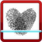 Fingerprint Love Scanner Prank icon