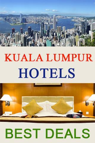 Hotels Best Deals Kuala Lumpur