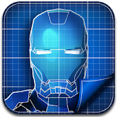 Blueprint Ironman Theme