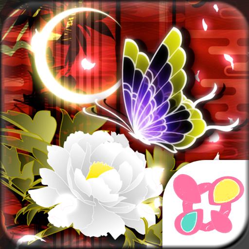 Elegant Theme Fluttery Flowers Icon