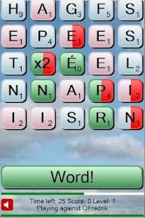 WordCliq- screenshot thumbnail