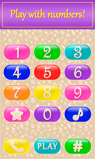 Baby Phone with Music, Animals for Toddlers, Kids 1.2.23 screenshots 1