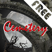 Scary Cemetery Live Wallpaper