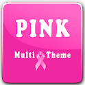 Pink Gloss Multi Theme icon