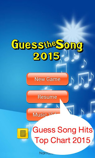 Guess the Song 2015
