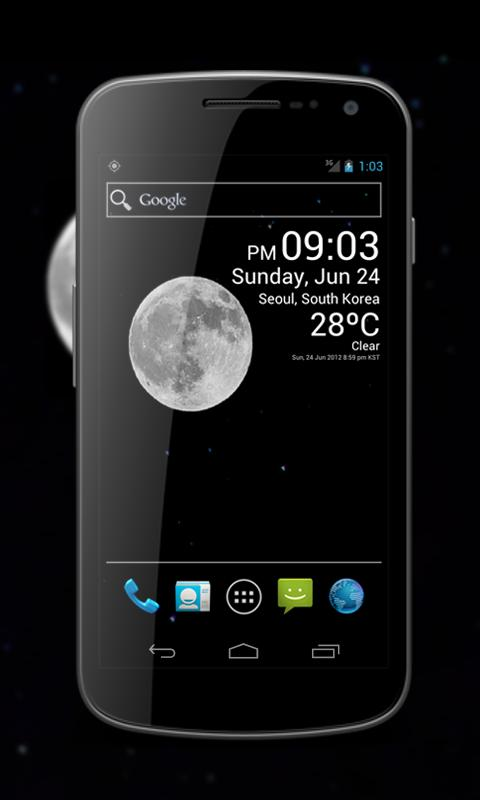 Weather Clock Live - screenshot