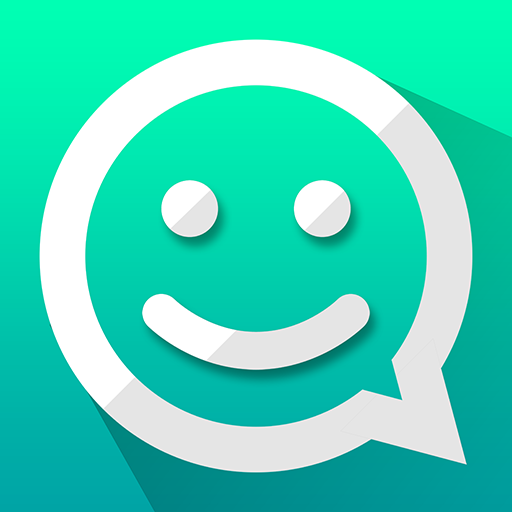 Emoji Sticker LINE WHATSAPP貼紙 社交 App LOGO-APP試玩