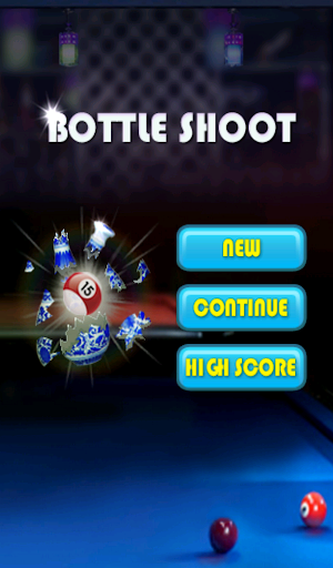 Bottle Shoot 3D Game