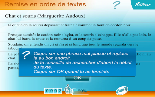 【免費教育App】FRANÇAIS 6e - 11/12 ans-APP點子