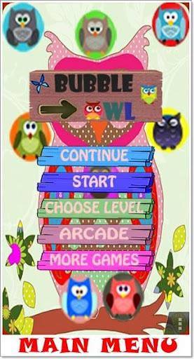 Bubble Owl