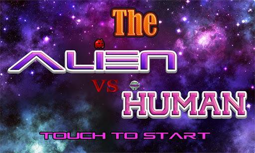 The Alien Vs Human