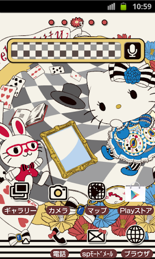 HELLO KITTY Theme134