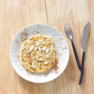 Sfakianopita | Cretan Cheese Pie With Nuts And Honey