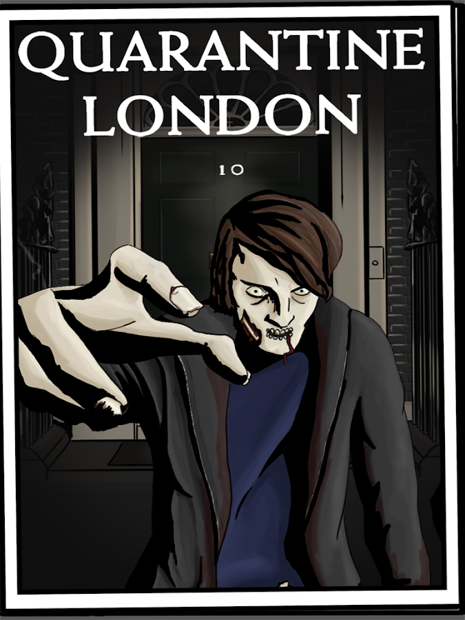Quarantine London - screenshot