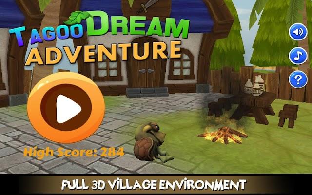 Tagoo's Dream Adventure 3D - screenshot