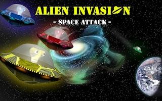 Screenshot of Alien Invasion - Space Attack