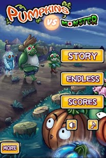 Pumpkins vs. Monsters Screenshot 5