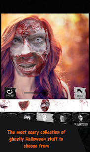 Halloween Face Changer - Halloween Makeup - Android Apps on Google ...