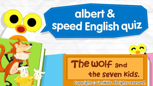 Speed Quiz 4 English
