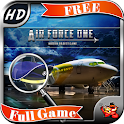 Air Force One Hidden Object icon