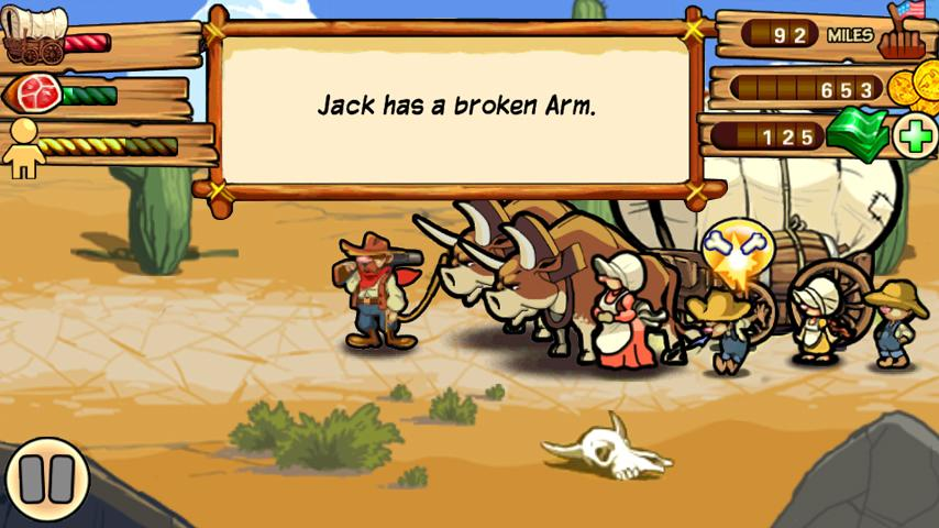 The Oregon Trail - screenshot