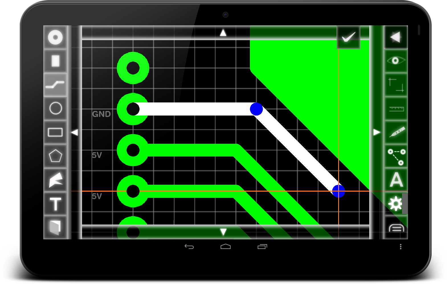 Tolle Einfache Pcb Design Software Bilder - Schaltplan Serie Circuit ...
