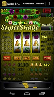 Super Snake Slot Machine + - screenshot thumbnail