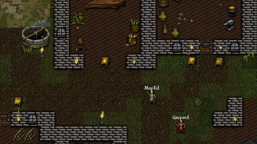 9th Dawn RPG +- screenshot