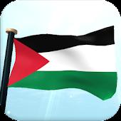 Palestine Flag 3D Free