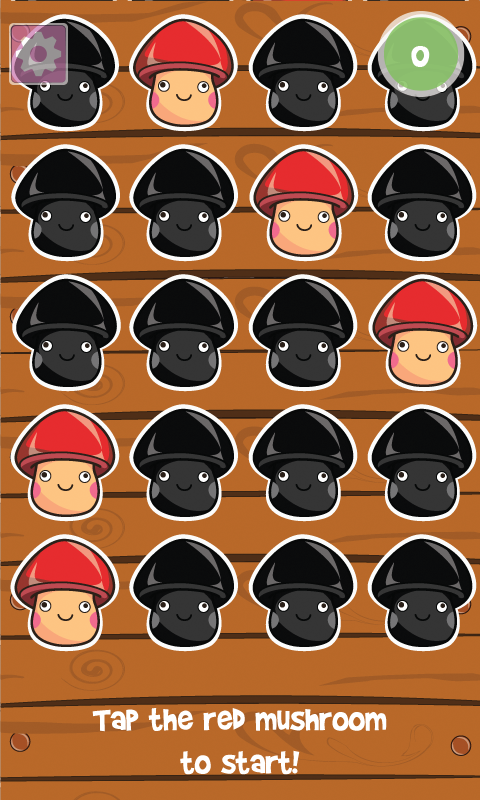 Mushrooms - screenshot