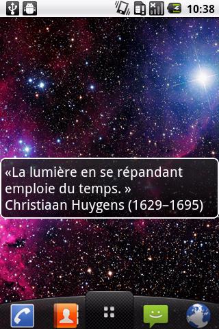 【免費娛樂App】Citations Scientifiques-APP點子