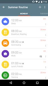 TimeTune Schedule Planner v1.0.8
