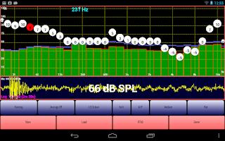 Screenshot of AudioTool