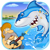 Shark Attack - Shooting Game