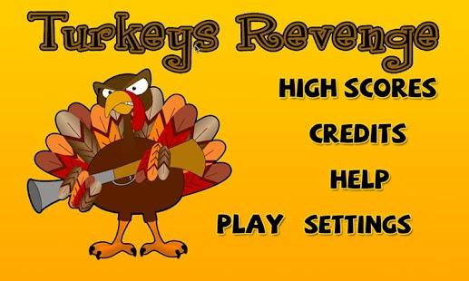 Turkeys Revenge Free- screenshot thumbnail