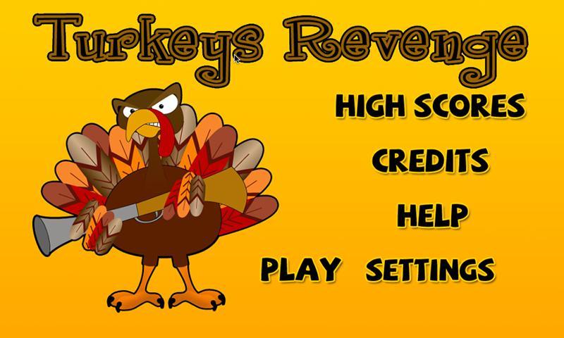 Turkeys Revenge Free- screenshot
