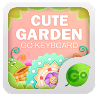 Cute Garden Go keyboard Theme 1.65.20.60