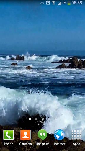 Ocean Waves Live Wallpaper 59