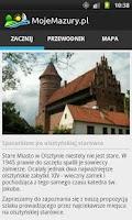 Screenshot of Olsztyn - Stare miasto