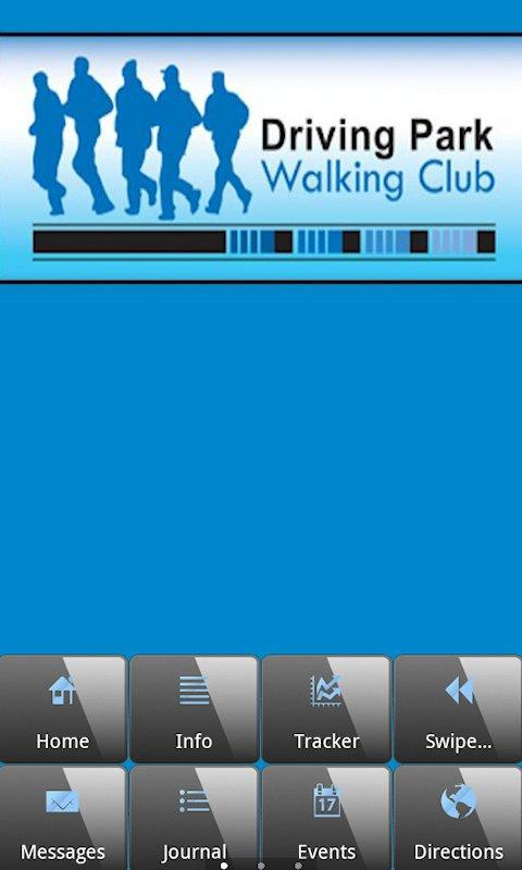 Driving Park Walking Club - screenshot