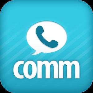 無料通話-comm(コム) もっとつながる、高音質。