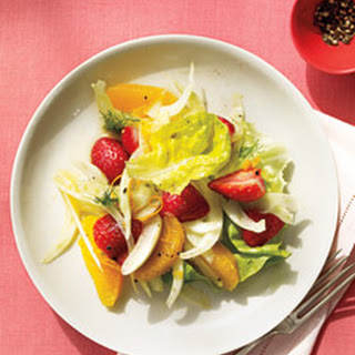 Strawberry, Fennel, and Orange Salad