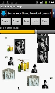 Easy Image Stamp screenshot 1