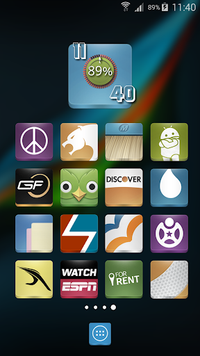 Lares Lite - Icon Pack