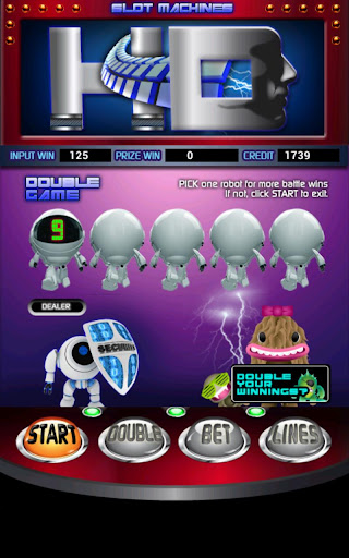 Slot Machines HD Screen Capture 2