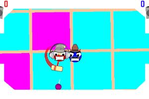 Screenshot of SpacePolo