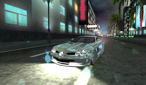 Улица Вождение крайняя 2 3D